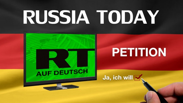 Russia-Today-Petition